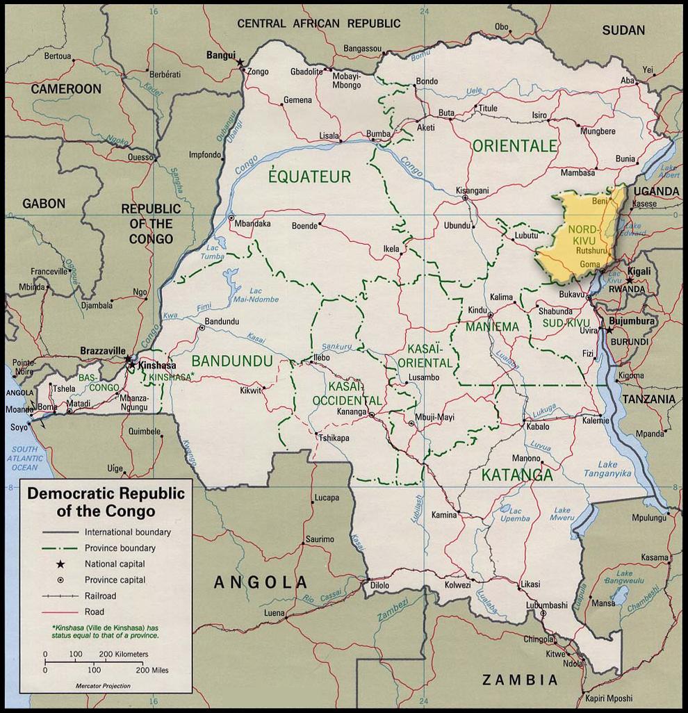 Nord-Kivu Province