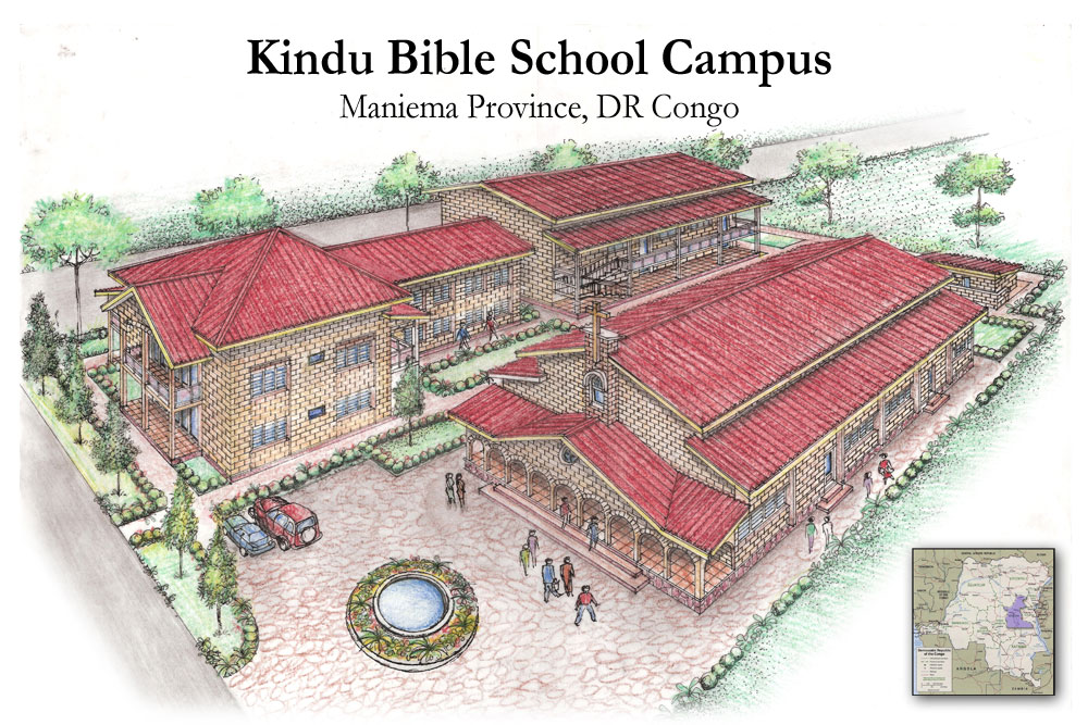 Kindu Bible School Campus
