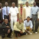 Church leaders in the Maï-Ndombe Region of Northern Bandundu