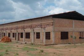 Lubumbashi bible School - Academic Building