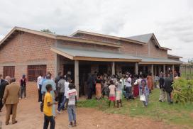 Building Bible Schools