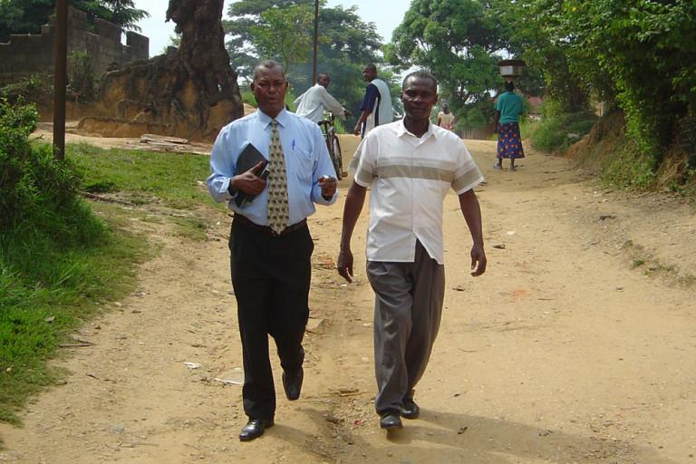 Pastor Kalunga Kongolo