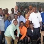 Kindu Bible School students 2015