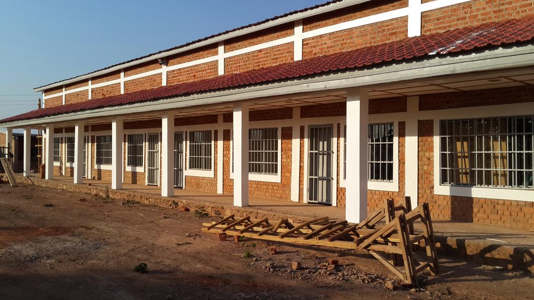 Lubumbashi Bible School Academic Building