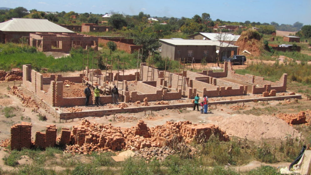 Lubumbashi Bible School_Sep 2012