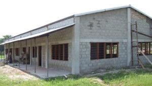 Mbandaka Bible School Academic Building
