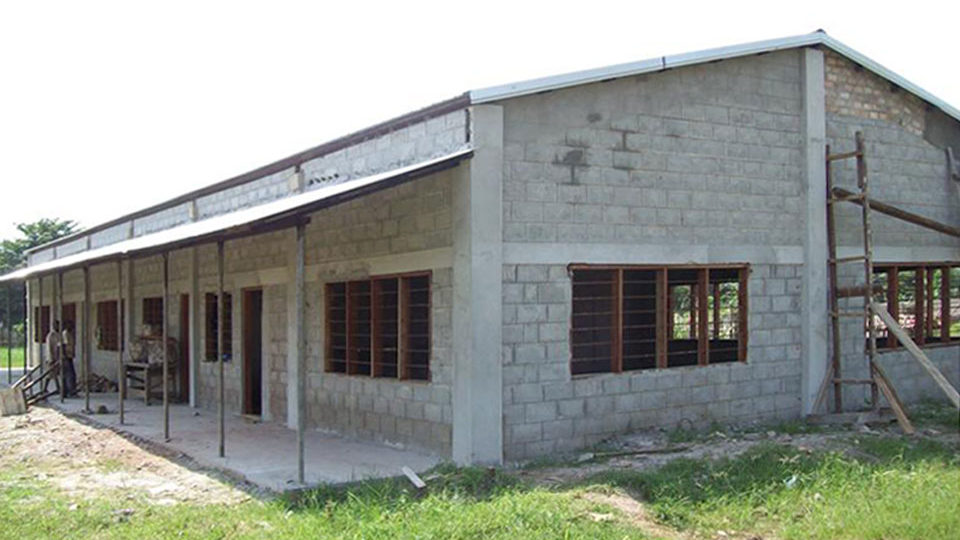 Mbandaka Bible School Academic Building