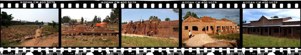 Mbuji-Mayi construction sequence