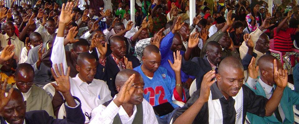 Mbuji-Mayi church leaders