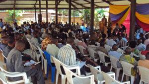 Bukavu leadership conference