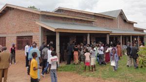 Mbuji-Mayi Bible School