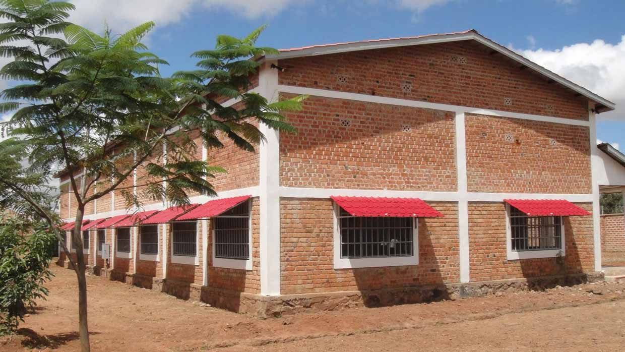 Lubumbashi Bible School - Academic Building