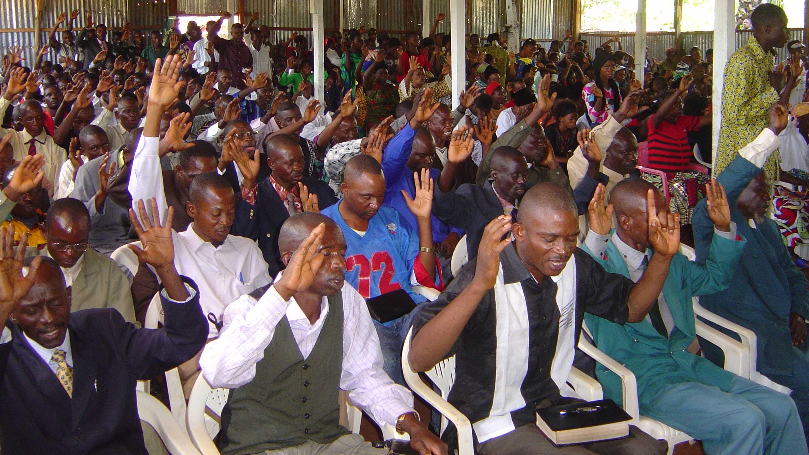 Mbuji-Mayi Leadership Conference